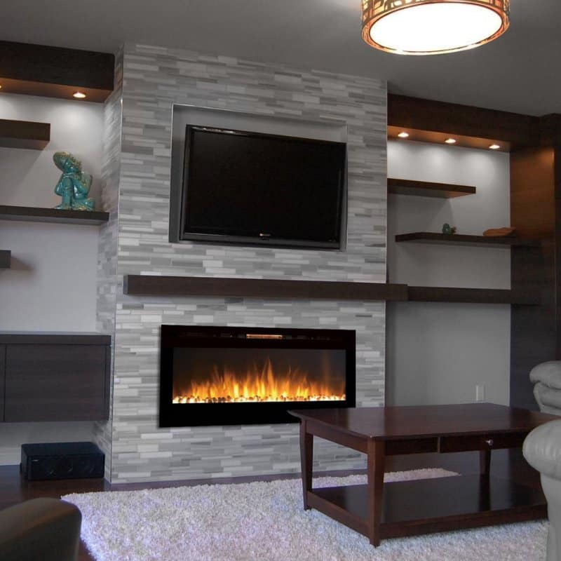 Completely new Elegant Images Of Fireplace Mantel Height with Tv Above - Best  LO79