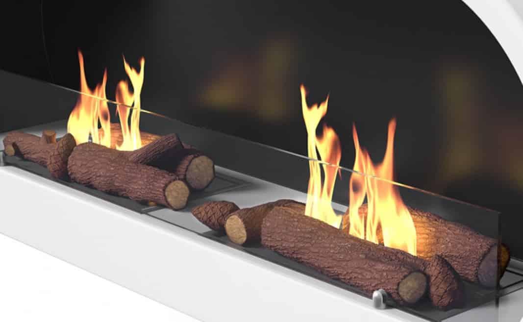 Veroorzaakt een bio-ethanol haard roet